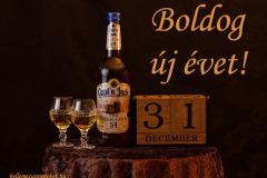 boldog új évet rum