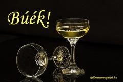buék pezsgő