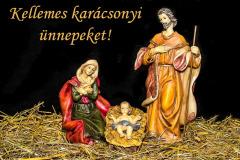 kellemes karácsonyi ünnepeket betlehem