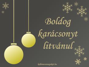 boldog karácsonyt litvánul
