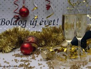 boldog új évet képek