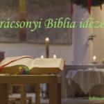 Karácsonyi Biblia idézetek