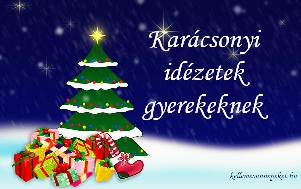 boldog karácsonyi idézetek Karácsonyi idézetek gyerekeknek ⋆ KellemesÜnnepeket.hu