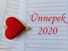 ünnepek 2020