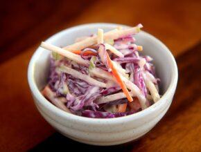 coleslaw - amerikai káposztasaláta