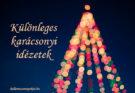 különleges karácsonyi idézetek