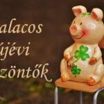 Malacos újévi köszöntők
