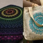 Yalmana színes párnák és táskák