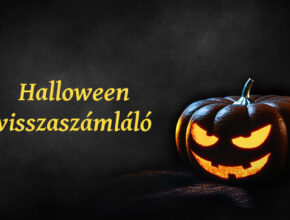 halloween visszaszámláló