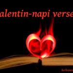 Valentin napi versek