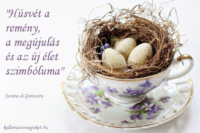 húsvéti idézet remény