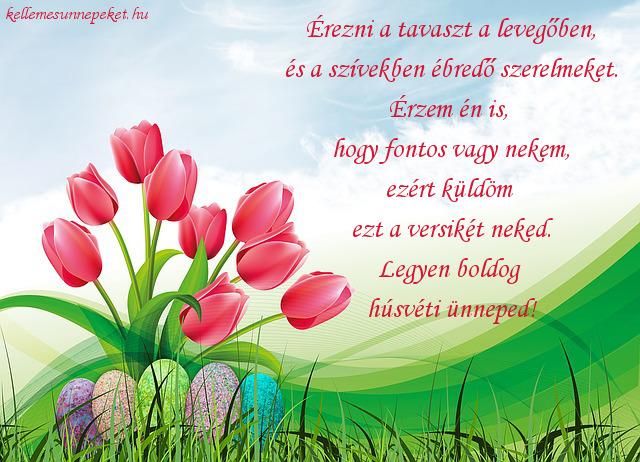 húsvéti köszöntő tavasz