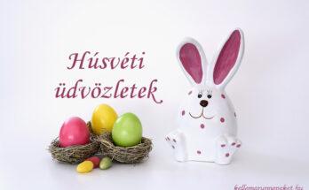 húsvéti üdvözletek, húsvéti köszöntők