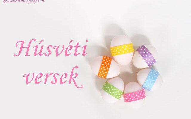 húsvéti versek