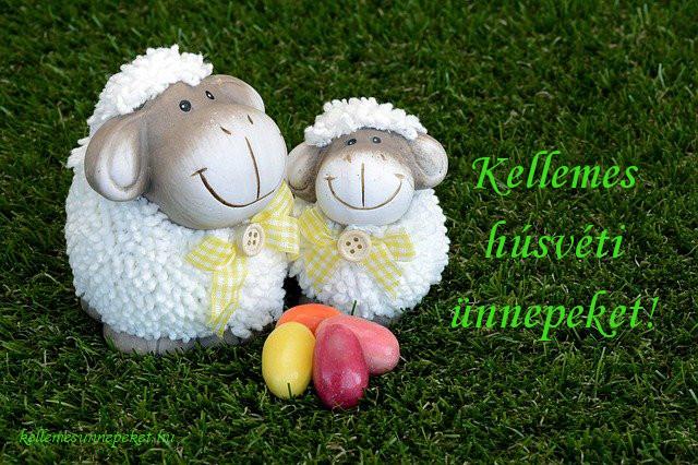kellemes húsvéti ünnepeket barikák