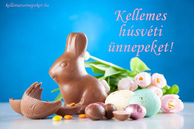 kellemes húsvéti ünnepeket csokinyuszi