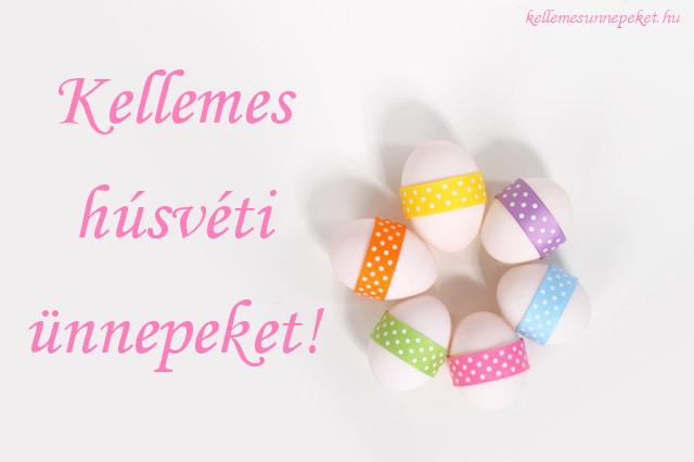 kellemes húsvéti ünnepeket tojások