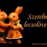 Szerelmes locsolóversek
