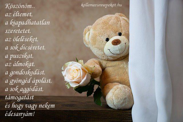 idézetek köszönöm Köszönöm anya idézetek ⋆ KellemesÜnnepeket.hu