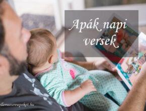 apák napi versek