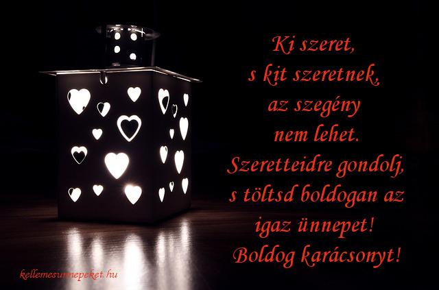 boldog karácsonyt idézet, szeretet