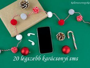 legszebb karácsonyi sms üzenetek