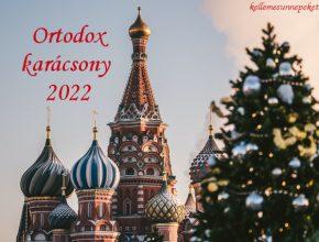 ortodox karácsony 2022