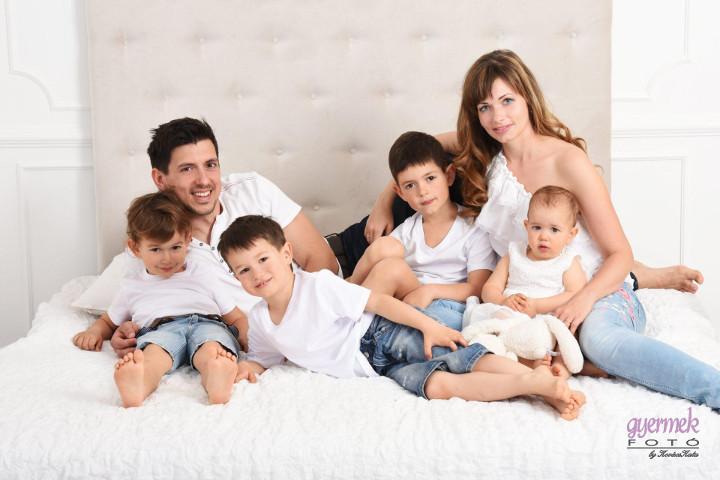 családi és gyermek fotózás