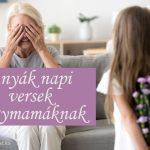 Anyák napi versek nagymamáknak