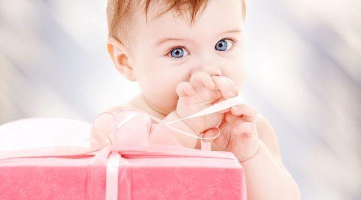 gyereknapi ajándék babáknak