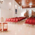 Örök tartósságú, szerény hagyomány a templomokban